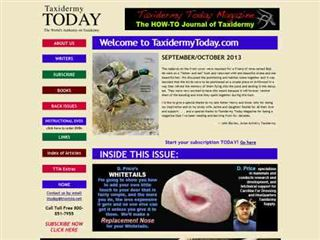 taxidermytoday.com
